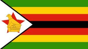 Flagge Simbabwes