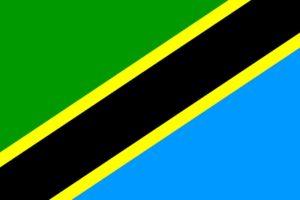 Flagge Tansanias