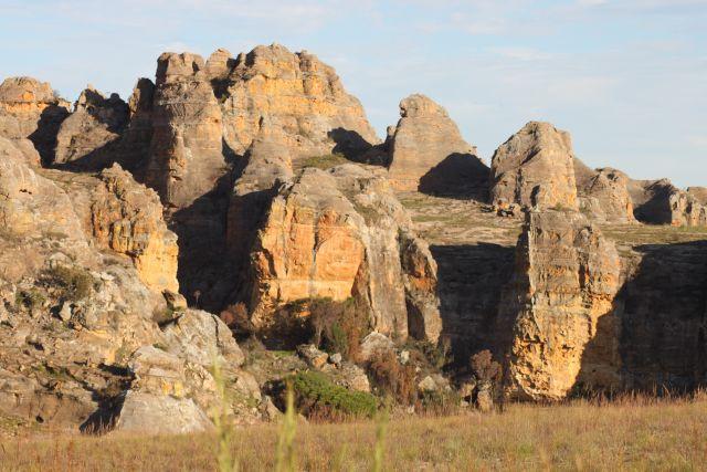 Der Isalo Nationalpark