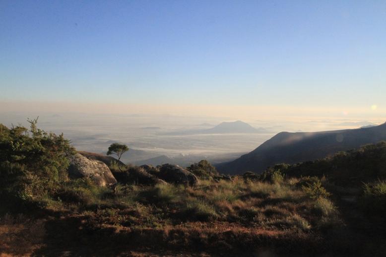 Landschaft in Malawi