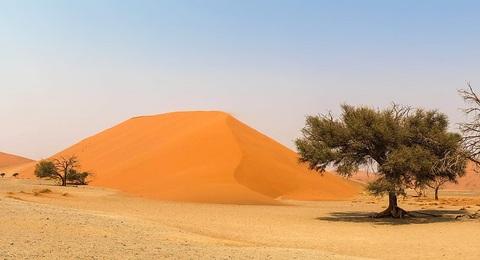 Sossusvlei Namibwüste Namibia