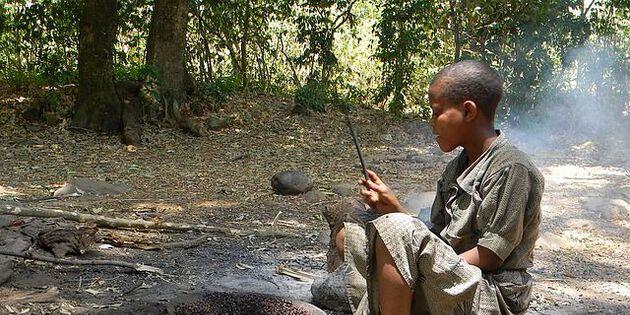 Äthiopiens Kultur Einwohner