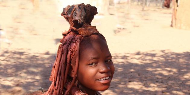 Namibia Himbafrau