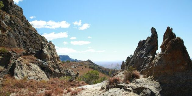 Madagaskar-Berg