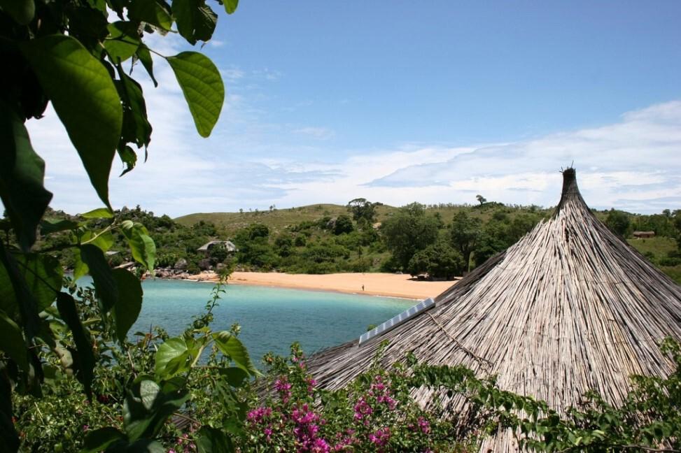 Strand in Malawi