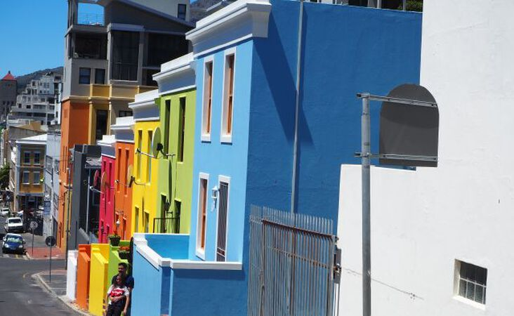 BoKaap in Kapstadt