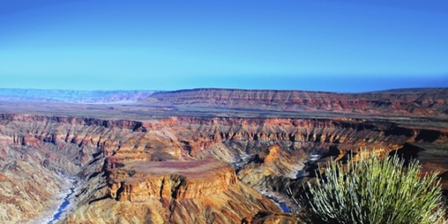 ​Fish River Canyon