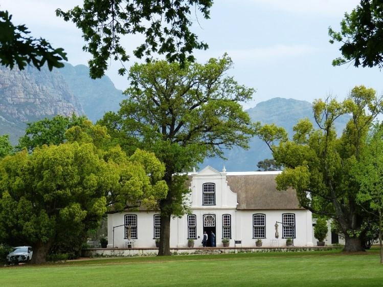Domizil in Südafrika