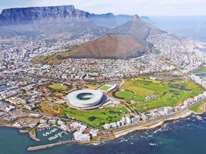Kapstadt in Südafrika