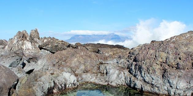 Tafelberg See auf Tafelberg Südafrika