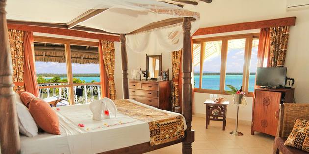 Temple Point Resort - Bayview Zimmer