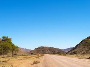 Erongogebirge in Namibia