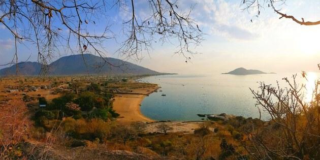 Malawis Küste