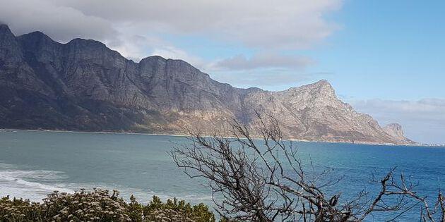 Küste von Südafrika