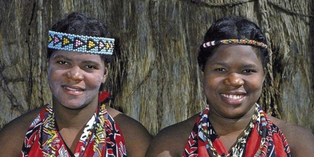 Frauen im Königreich Swasiland