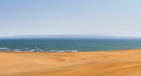 ​Strand in Namibia