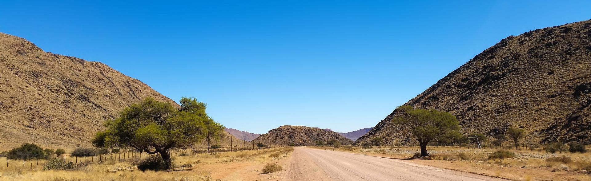 Namibia Landschaft