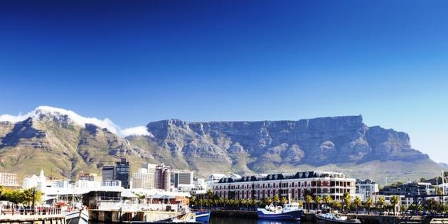 Kapstadts Waterfront