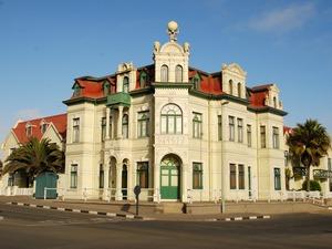 Namibia Swakopmund Haus