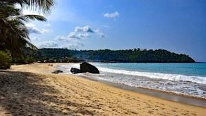 Strand von Ghana